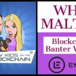 WHY MALTA? Blockchain Banter -  with ETHBITS. Crypto BTC Trading.