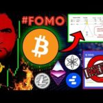WTF?! FOMO is REAL!!! Sell BITCOIN NOW?! Altcoin PUMP Incoming?! $BSV FAKE News!