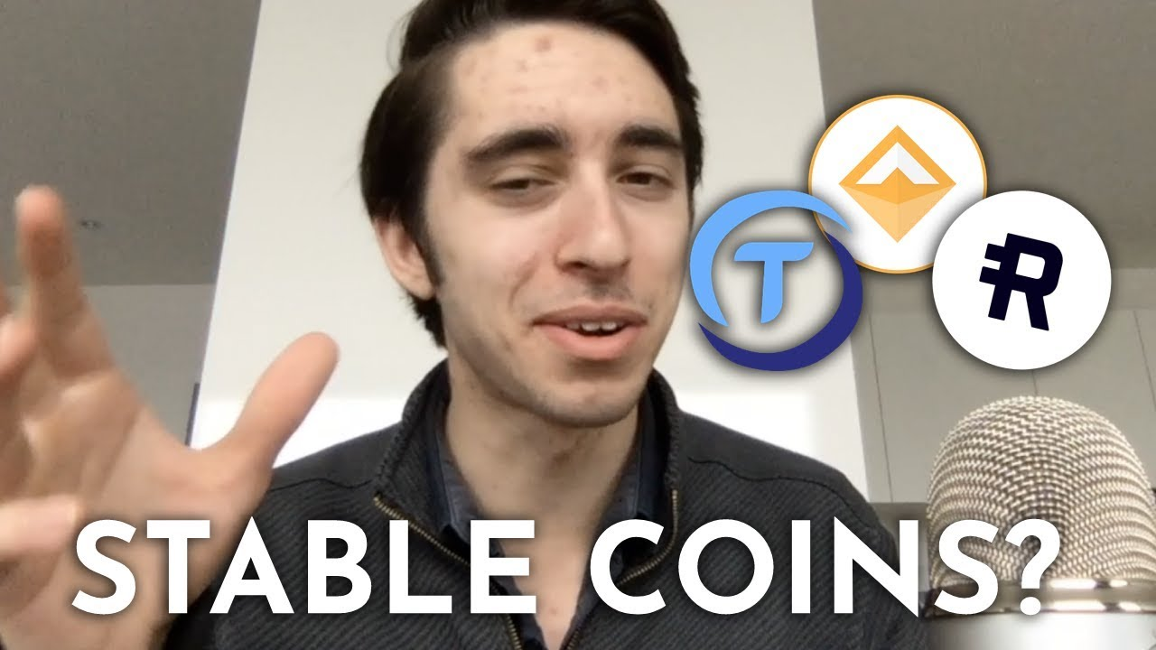 What Are Stable Coins?