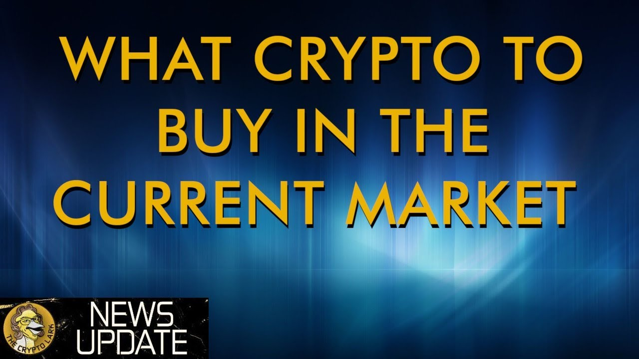 What Crypto I'm Buying Now & Why