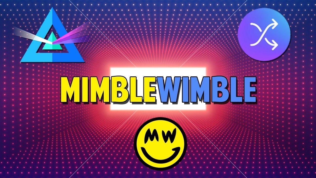 What is MimbleWimble? + Grin, Beam, Swap