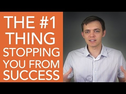What is the One Thing Stopping You from Trading Success?