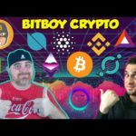 What's Happening In Crypto?!? Crypto Zombie x Bitboy Crypto LIVE Stream | Cryptocurrency Chat 🚀
