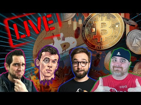 What's Happening with Crypto?!? BitBoy x Hashoshi x Crypto Fiend LIVE Stream | COMMUNITY CHAT ?$BTC