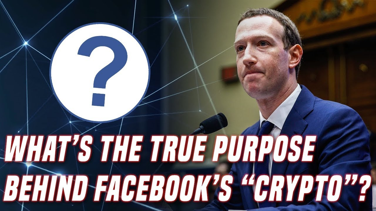 What's The True Purpose Behind Facebook's Coin?