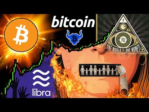Why BITCOIN Price WILL Continue to RISE! The REAL THREAT of Facebook's $LIBRA ?