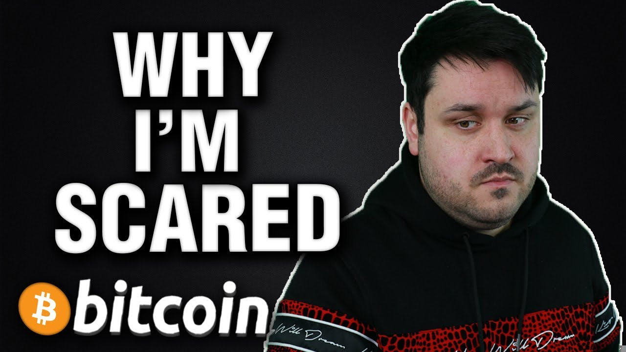 Why I'm Scared - Bitcoin 's Dirty Secret