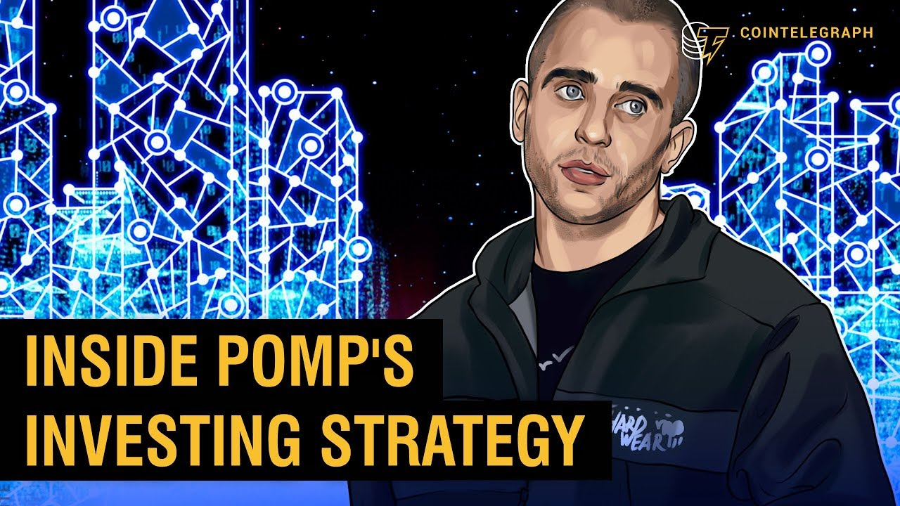 Why Pomp Invested 50% of His Wealth in Bitcoin