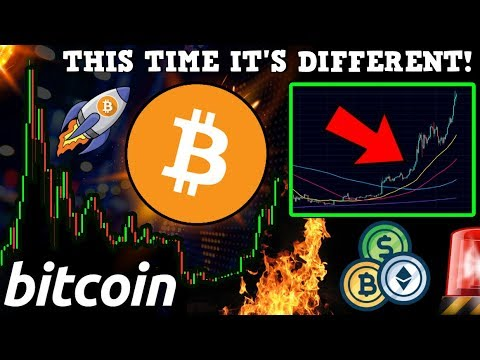Why THIS 2019 BITCOIN Rally is NOTHING Like 2017! Central Banks Buying $BTC?! ?Algorand Review $ALGO