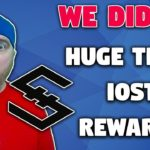 You Won't Believe this ROI | IOST Quarterly Rewards | WE DID IT!