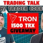 1500 TRX Giveaway | Trader Cobb Interview