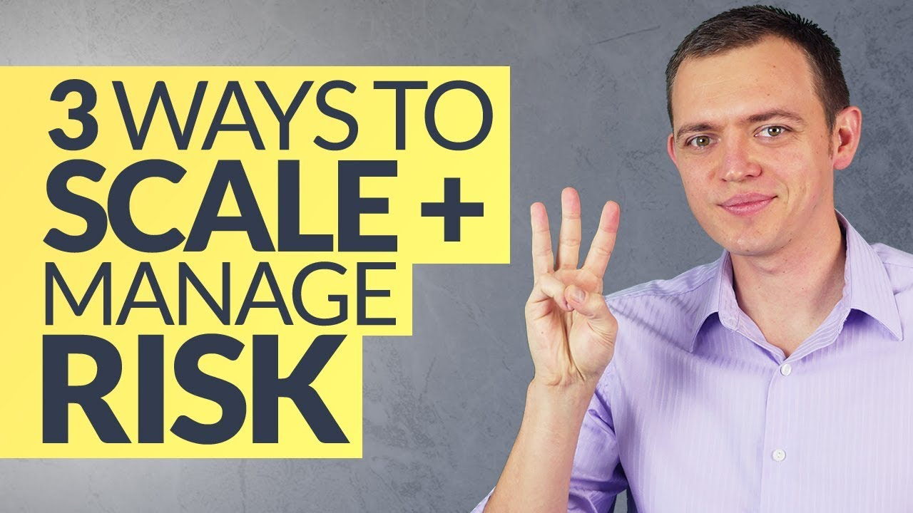3 Different Ways to Scale Into a Stock to Manage & Reduce Your Risk #201