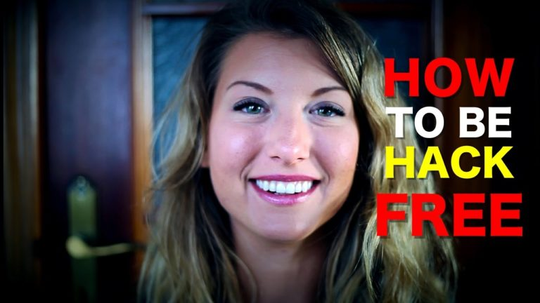 3 Easy Ways To Be Hack Free