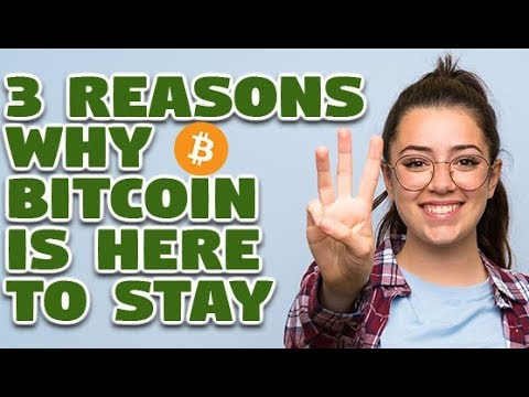 3 Reasons Why Bitcoin is HERE to STAY | Adoption News Everywhere | BTC News