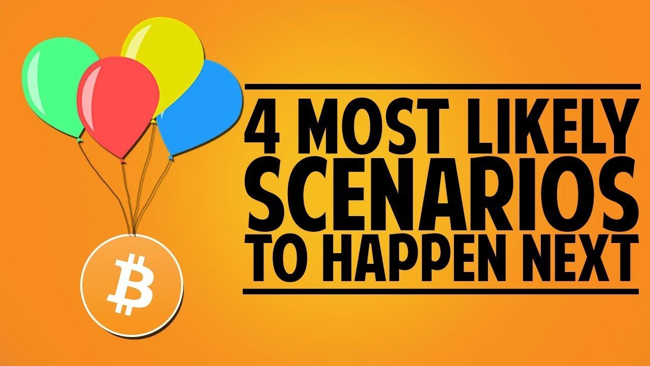 4 most likely scenarios to happen next