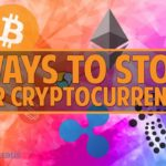 4 ways to store cryptocurrencies (guide for beginners)