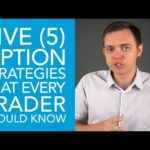 5 Option Strategies that Every Option Trader Should Know!