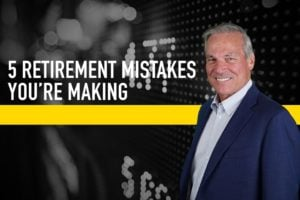 5 Retirement Mistakes You're Making I Phil Town