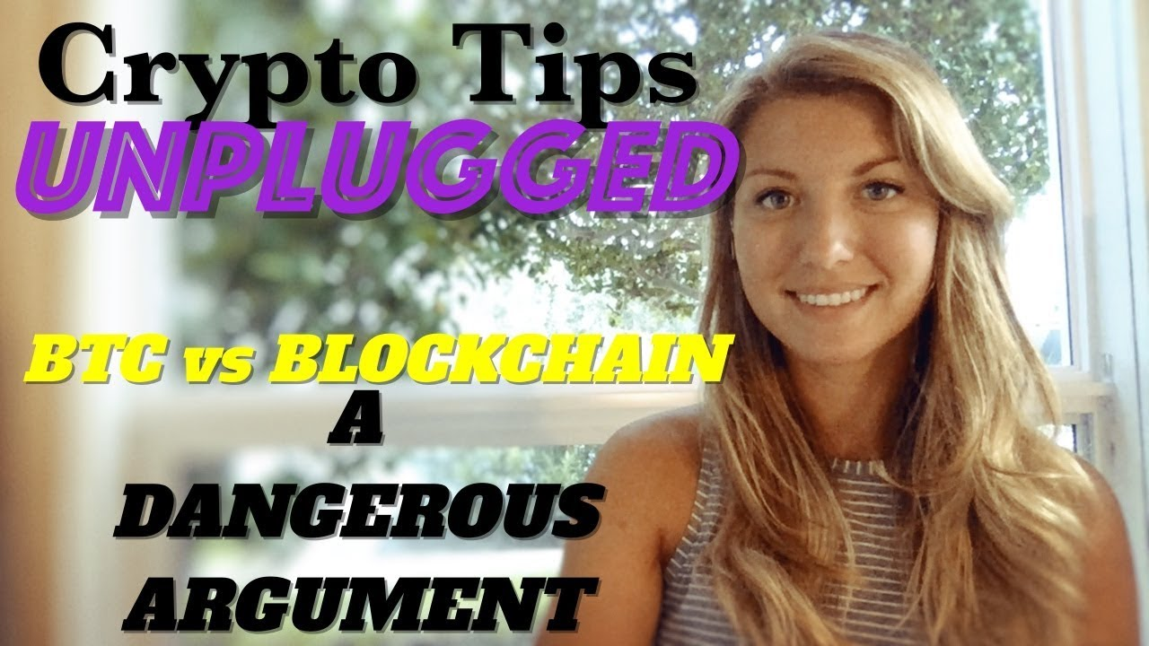 A Dangerous Argument: BTC vs Blockchain