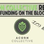 Acorn Collective (OAK) - Crowdfunding on the blockchain (ICO follow-up)