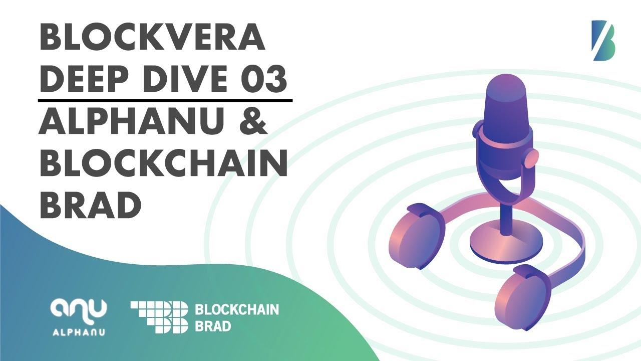 Alphanu   BlockVera   BlockchainBrad   Data as value   Thesis-Driven Automatic Trading
