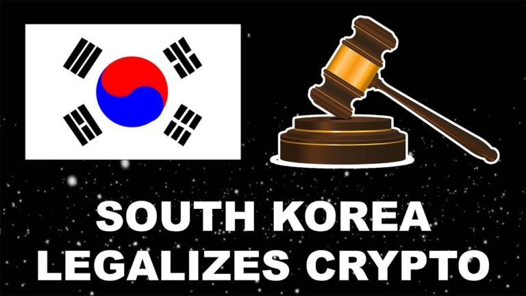 Altcoin + Crypto News: Korea Legalizes Crypto | $MCO $XLM $HT $VEN $PRL $ETH $EOS