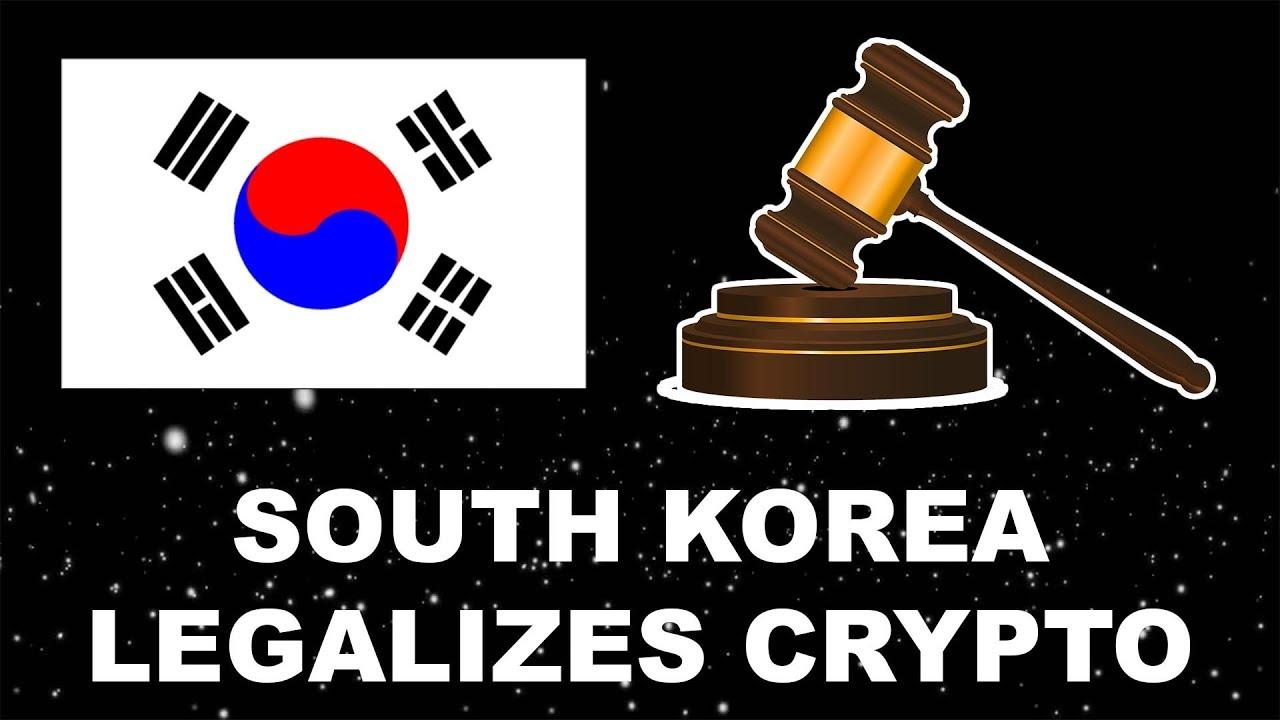 Altcoin + Crypto News: Korea Legalizes Crypto   $MCO $XLM $HT $VEN $PRL $ETH $EOS