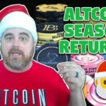 Altcoin Season Returns | Merry Christmas from BitBoy
