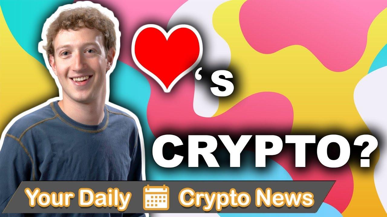 Altcoin & Crypto News: Facebook Loves Crypto? | $AMB $BTC $TRX $XVG $ZEN $KMD