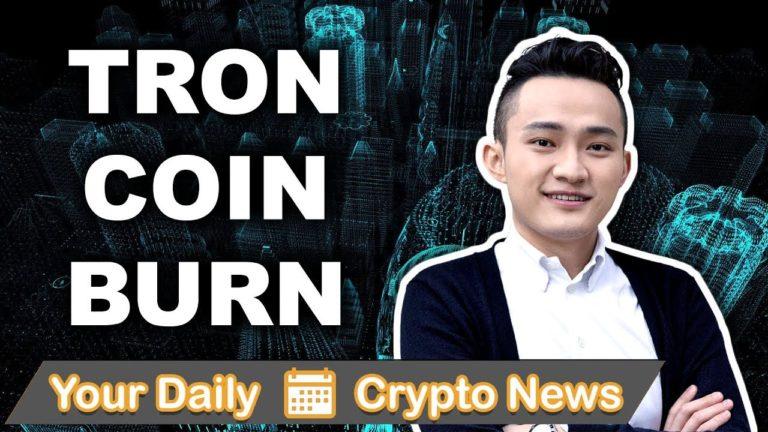 Altcoin & Crypto News: Tron Independence Day | $TRX $ENJ $USDT $GBYTE $ECA