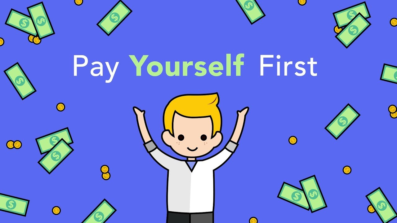 Are you Paying Yourself First [Always]?   Phil Town