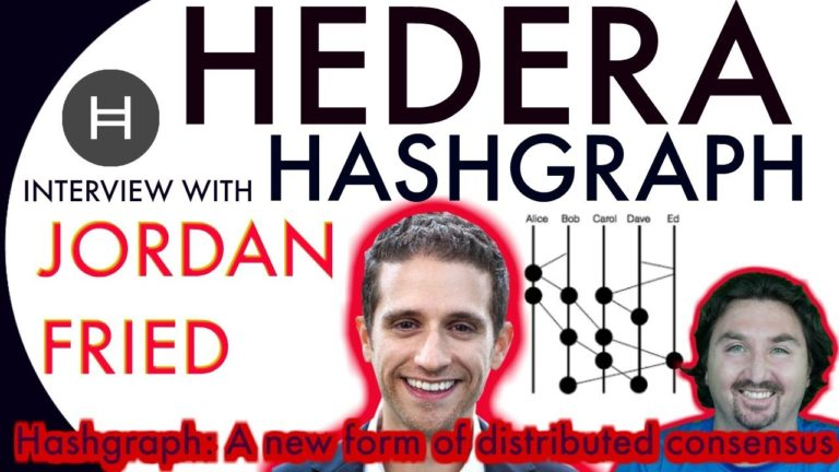 BCB chats with Hashgraph VP Jordan Fried about the Internet Trust Layer of the Future