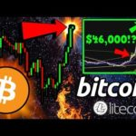 BITCOIN BREAK OUT!?! $46,000 PRICE by END of THIS YEAR!? GOLD vs $BTC! Crypto Savy