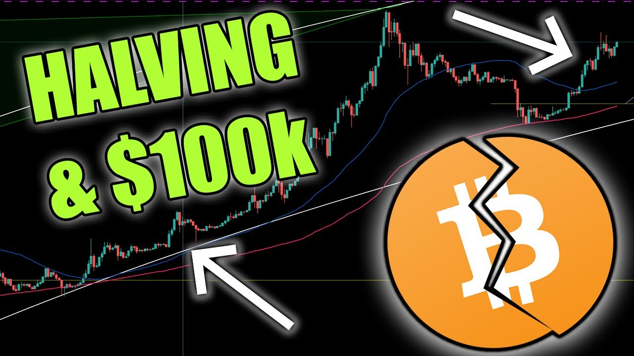 BITCOIN HALVING, DOMINANCE, & POWERFUL PATH TO BTC ALL TIME HIGH