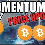 BITCOIN MOMENTUM COMING?   BTC Price Update