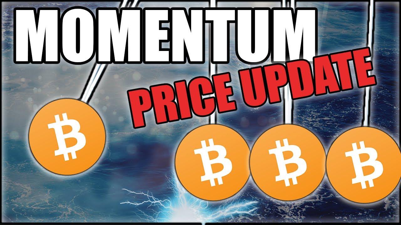 BITCOIN MOMENTUM COMING? | BTC Price Update