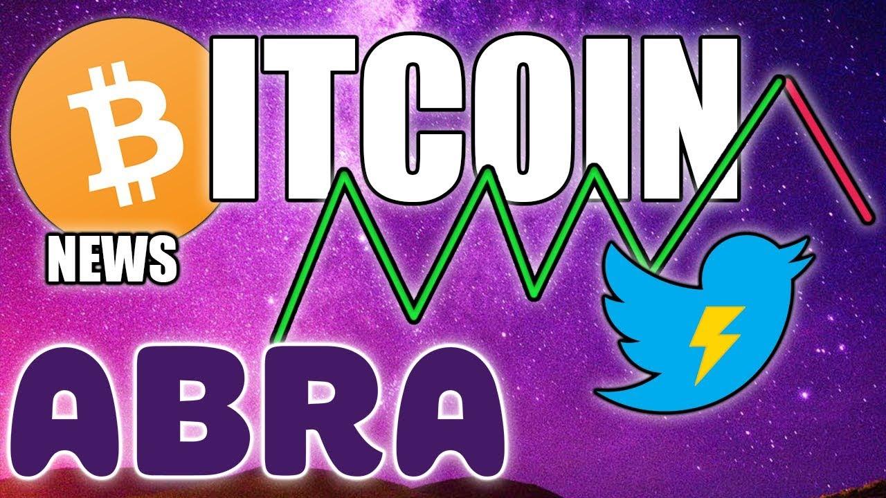 BITCOIN NEWS | BTC Twitter | Abra | BTC Price