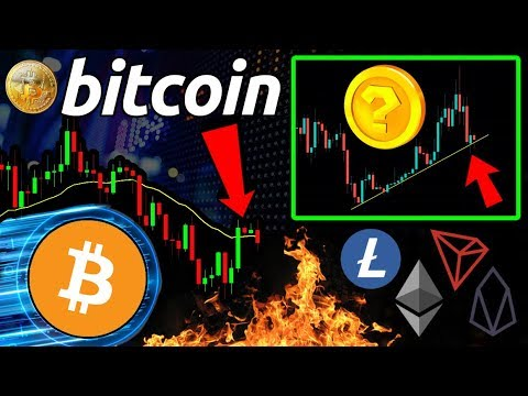 BITCOIN Price Could DUMP to $8k BEFORE EXPLODING to $46k!! Altcoins Heating Up?