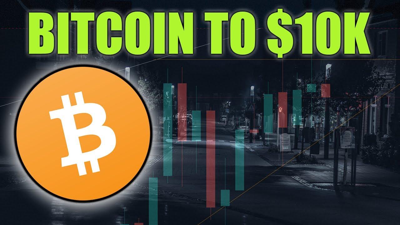 BITCOIN READY TO TEST $10k | BTC PATTERN TO WATCH