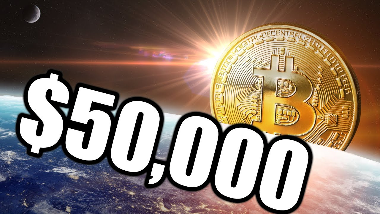 BITCOIN TO $50,000 IN 2019   WILL BTC DO THE UNLIKELY?