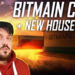 BITMAIN CASH IPO + My New House Tour