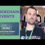 BLOCKCHAIN EVENTS - MJAC 2018. CRYPTOCURRENCY NEWS