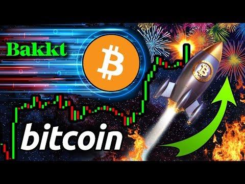 BREAKING: Bakkt BITCOIN Futures READY for LAUNCH!!! Institutional $BTC FOMO ?