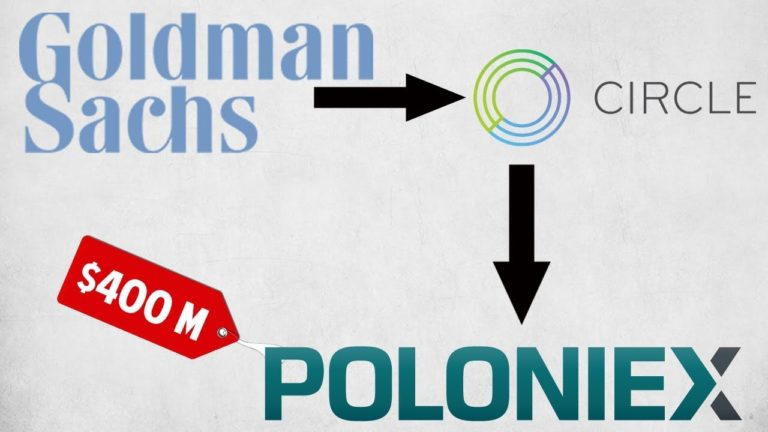 BREAKING: Goldman Sachs-backed startup buys Poloniex