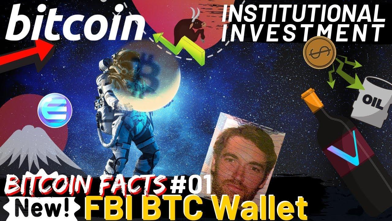 BTC Beating Stocks, Oil | Bitcoin FACT #01 | Institutional Investment | Enjin Vechain