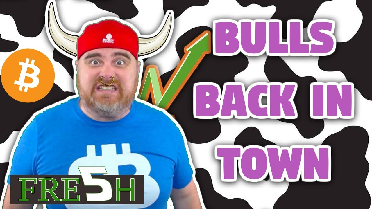 BULLS COME ALIVE | Facebook & Google in TROUBLE | Yes, You ARE EARLY