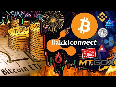 "Bakkt SCAM!!! Bitcoin ETF Leaked Docs! Mt. Gox 2.0? The ""Fake Death Mafia!"" Binance x Ripple?"
