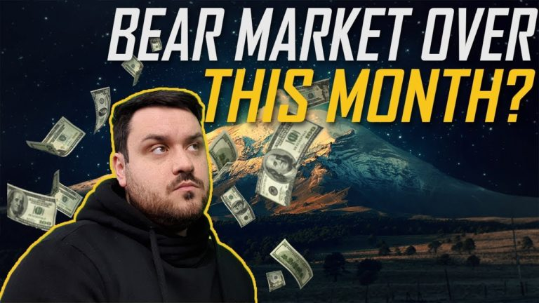 Bear Market Over Soon? The Best and Worst Theories