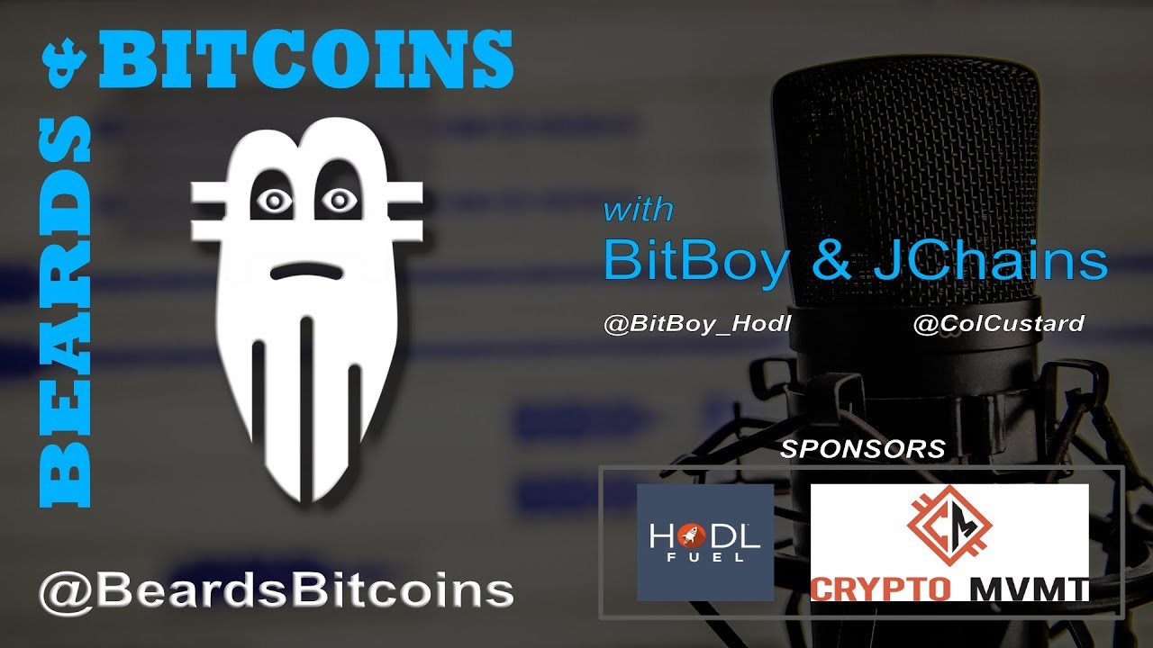 Beards & Bitcoins Episode 10: Professionalism in Crypto