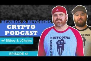 Beards & Bitcoins Episode 41: The Politics of Bitcoin with Chris Derose